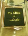 custom UAE perfume metal label 5