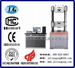 微機控制電液伺服式萬能試驗機