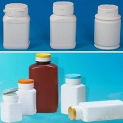 旋压盖宠物食品保健品动物塑料瓶