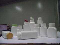 保健品压旋盖塑料瓶