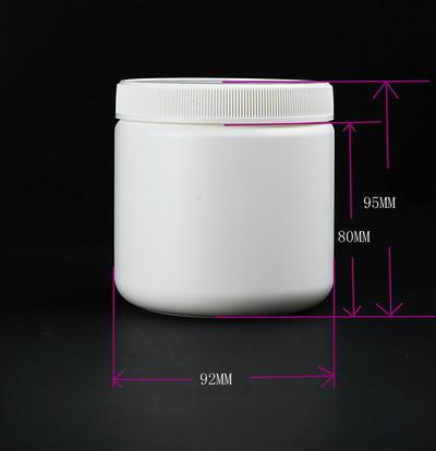 藥用級動物寵物保健品塑料瓶 2