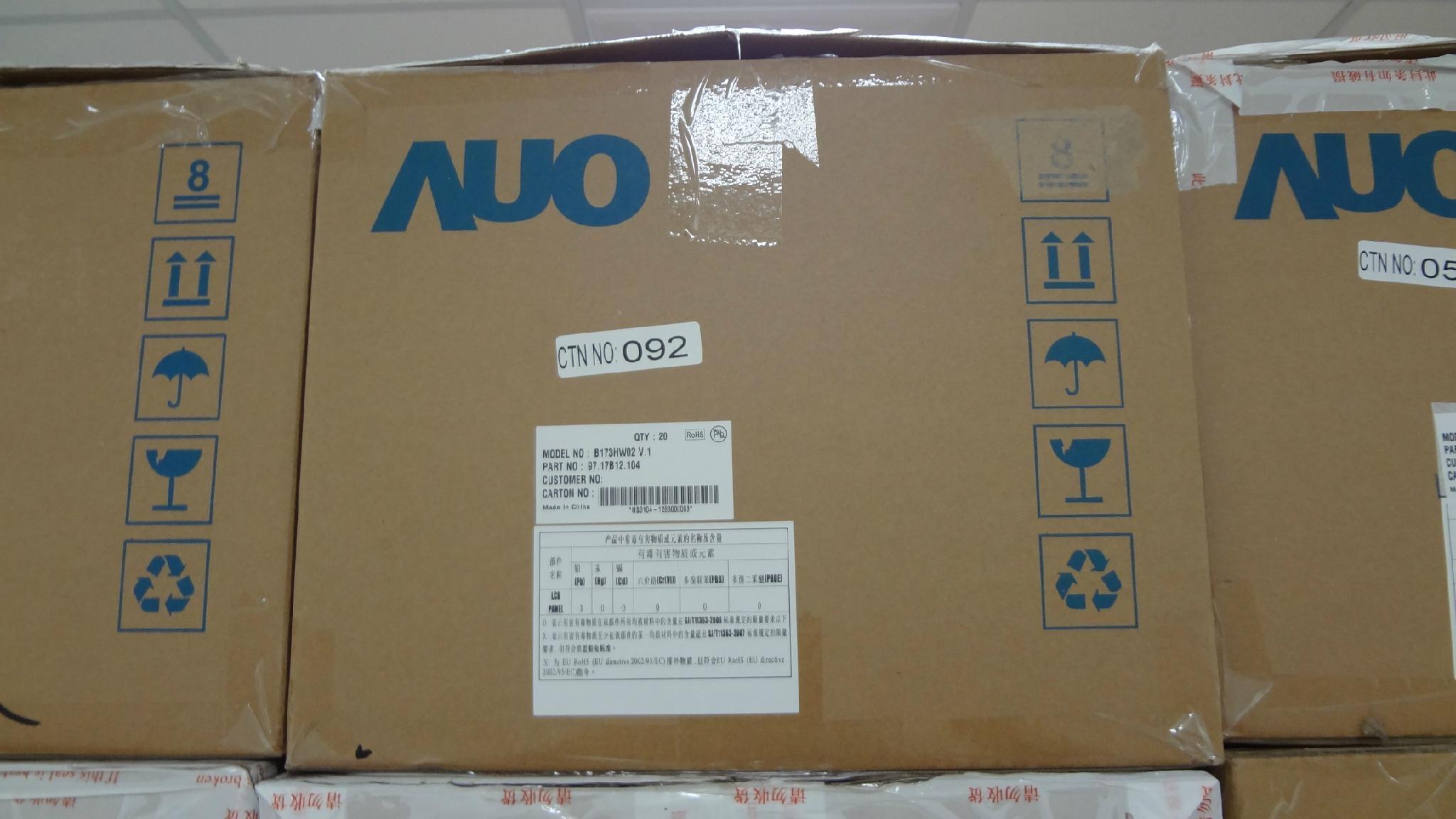 NEW Original Packing B173HW02 V1 N173HGE-L21 LP173WF1 B173HW01 LED LCD SCREENS 2