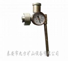 增压式单体液压支柱工作阻力检测仪