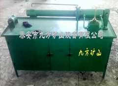 單體液壓支柱撐缸機