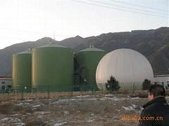 大型沼氣設備一體化設備