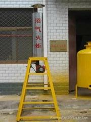 供應沼氣設備