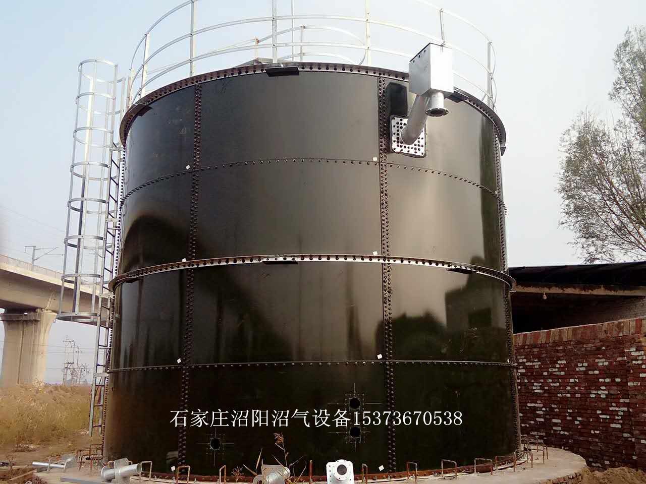 搪瓷拼装罐厌氧罐污水罐存储罐 2