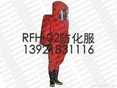 RFH-02全封閉連體防化服