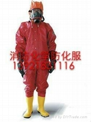 RFH-01轻型消防防化服
