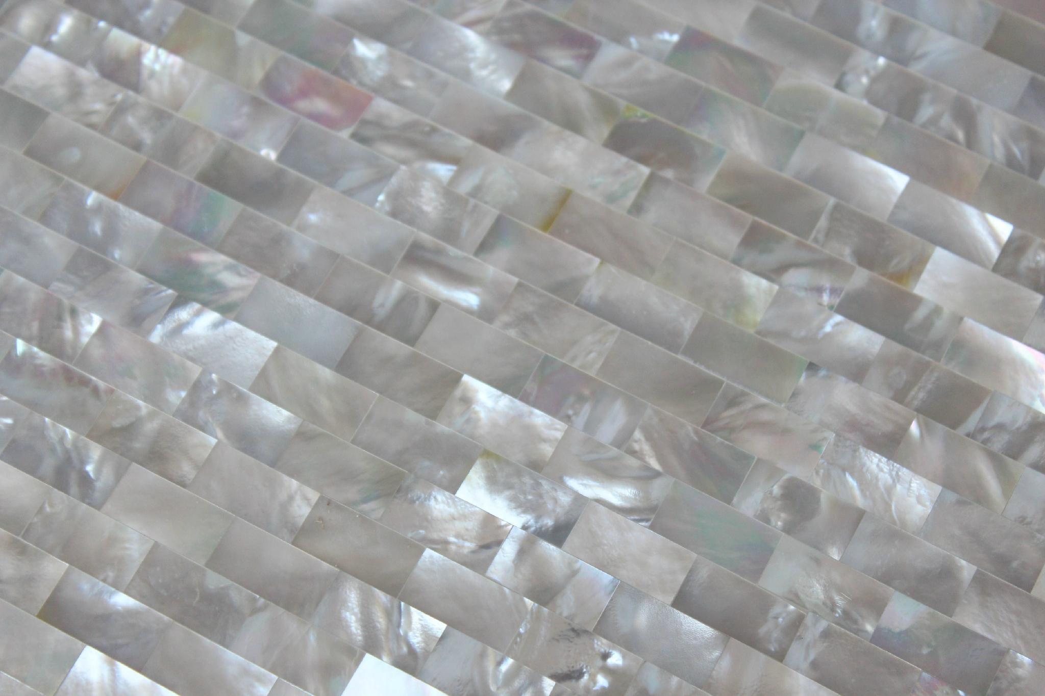 白蝶貝貝殼密拼板裝飾酒櫃吧台 1