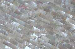澳洲白蝶貝貝殼馬賽克密拼板酒櫃貼吧台鞋櫃貼