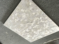 pure white square pattern mother of pearl mosaic tile 3