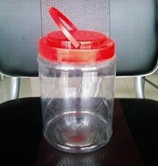 河南鄭州塑料廣口食品瓶包裝瓶