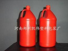 河南鄭州5升塑料洗發水桶