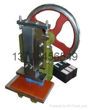 XL-KLYP1  PVC壓片機   橡膠壓片機 5