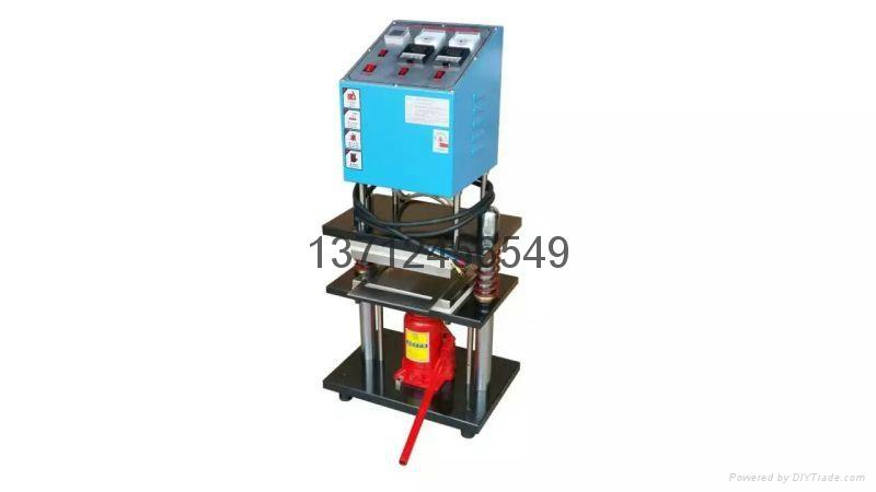 XL-8122B/B1手動電熱式加硫成型機 1