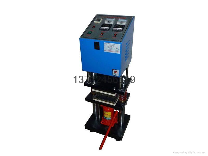 XL-8122B/B1手動電熱式加硫成型機 2