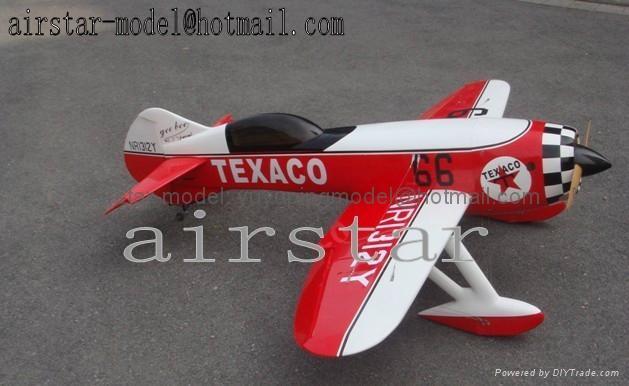 飞机模型 GeeBee R3 50cc 15架 库存 1