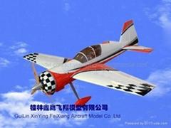 飛機模型 YAK54-30CC