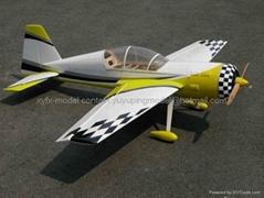 飛機模型 YAK54-50cc