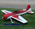 飞机模型 YAK54-50cc 2
