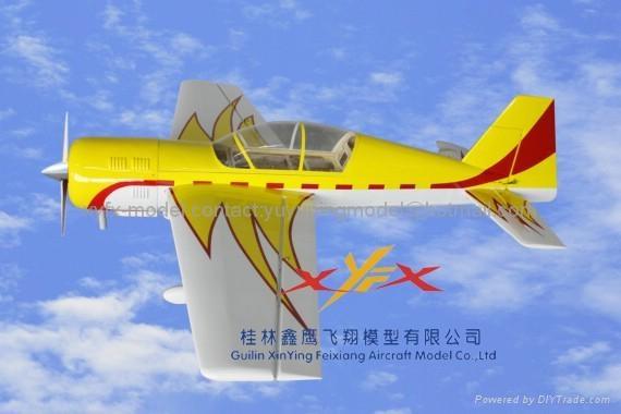 飞机模型 YAK54-50cc 3