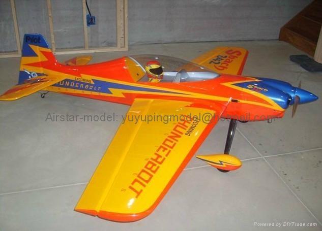 飞机模型 S-bach342-50CC 40架库存 1