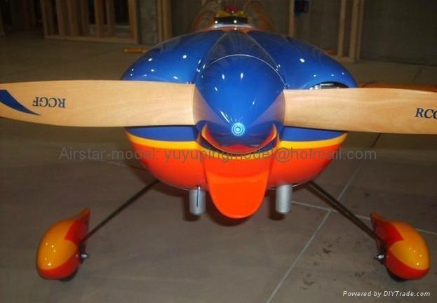 飞机模型 S-bach342-50CC 40架库存 3