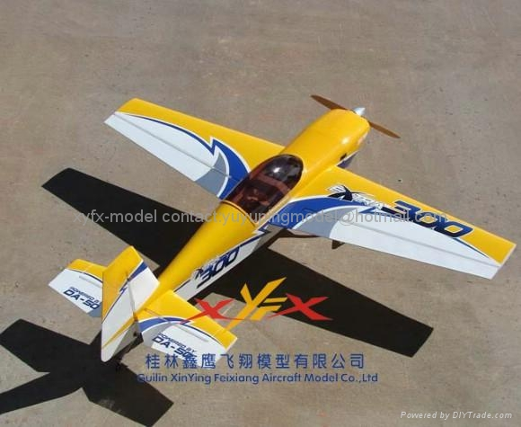 OEM service Rc plane Extra300-50cc 1