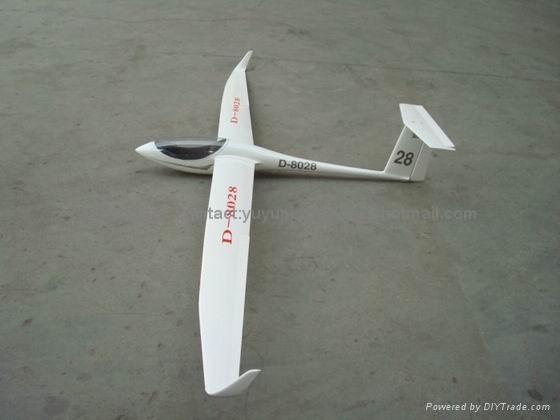 飞机模型 DG1000 1