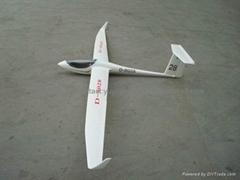 飞机模型 DG1000