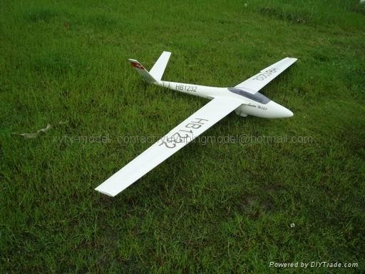 飞机模型 DG1000 5