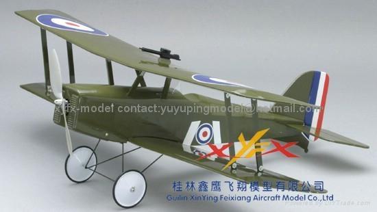 SE5a遥控飞机模型玩具  1