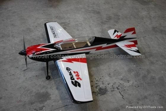 electrice Rc plane Sbach342-30E 1