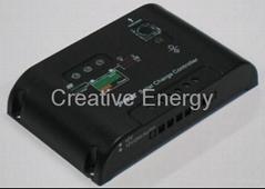 12V/24V 40A太阳能充电控制器