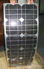 Produce 5W TO 150W Semi-flexible Solar Panel