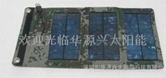 10W  Solar Folding Bag