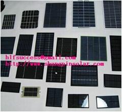 0.1W-50W Mini PET Laminated  Solar Panel