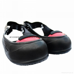 Specialized works visitor slip resistant work shoes cover