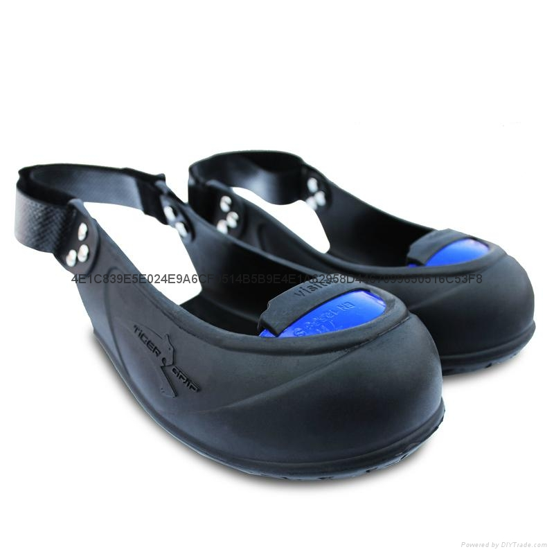 Specialized works visitor slip resistant work shoes cover ...