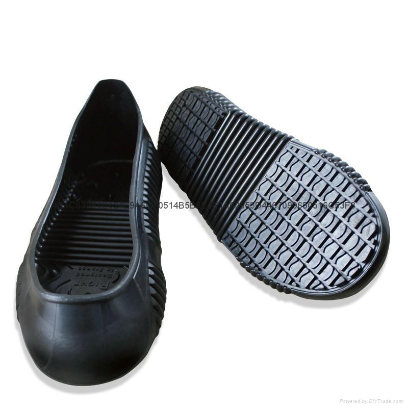 Men And Women S Kitchen Footwear Work Shoe Covers Non Slip Waterproof