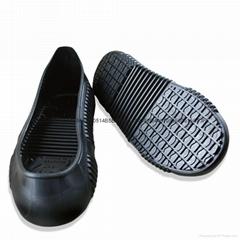 法國TIGERGRIP泰克廚房防滑鞋套黑色防水防油廚師鞋套