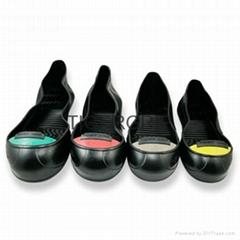 Women security shoe non slip anti-smashing overshoes steel toe safety shoes