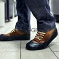 Anti-slip safety footwear men and women