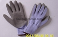 Safety latex coated gloves 1