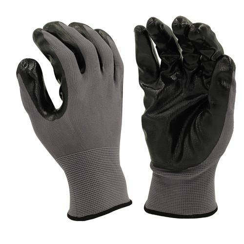 Latex Textured Palm Coated Gloves 1