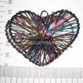Woven wire pendants Jewelry Accessories
