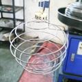 Iron wire ball ornament