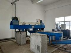 纺织行业洗毛污泥脱水机 洗涤废水处理设备