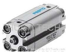 ADN-50-10-A-P-A Festo 536311 Compact Double Acting Cylinder